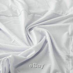 100pcs White Spandex Chair Covers For Wedding Banquet Party Ceremony Use for