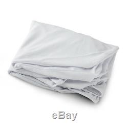 100pcs White Spandex Chair Covers For Wedding Banquet Party Ceremony Use hfor