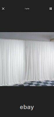 3 M wedding backdrop With Stand