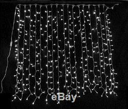 Cool White Led Curtain Light Ideal Wedding Backdrop Party Lights Fairy Lights