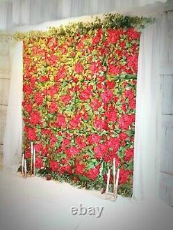 Flower wall for sale