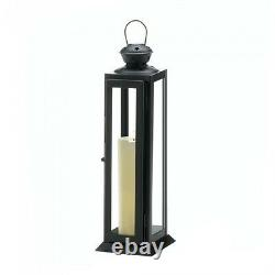 Lot of 10 Tower Lantern Candle Holder Wedding centerpieces 12.2 Tall- Set