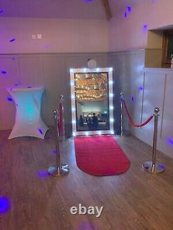 Magic Mirror Hire Essex & Kent Discounted Wedding + Party Price
