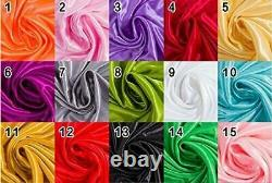 New Pleated Wedding Backdrop Curtain Sequin Swag Stage Background Decor