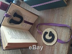 Vintage books for wedding table numbers / wedding rustic decor / table letters