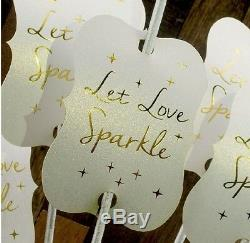Wedding Decorations Lot LIGHTLY Used (rustic style) EVERYTHING YOU NEED